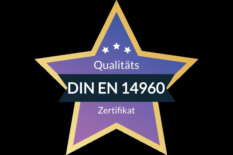 Hintergrund - DIN-EN-14960